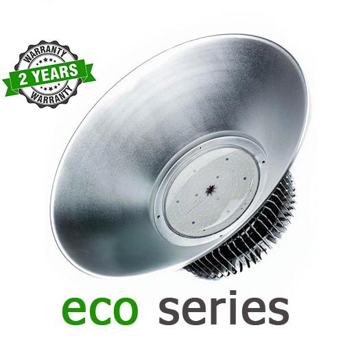 Светильник промышленный для высоких потолков LED HIGH BAY 150W 6000-6500K SMD серия ECO