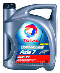 TRANS.AXLE 7 80W90 5L   Минеральное трансмиссионное масло
