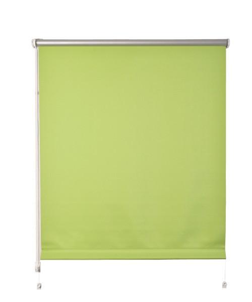 Рулонная штора De zon Thermo Mini 25х150 см зеленая