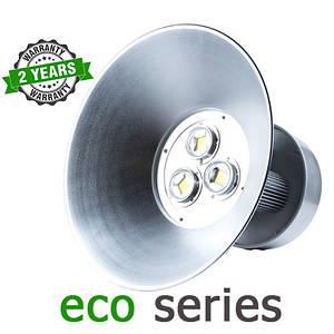 Светильник промышленный для высоких потолков LED HIGH BAY 150W 6000-6500K COB серия ECO