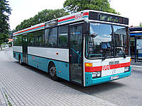 Лобове скло автобуса Mercedes Benz O 407 / MAN SUE 242