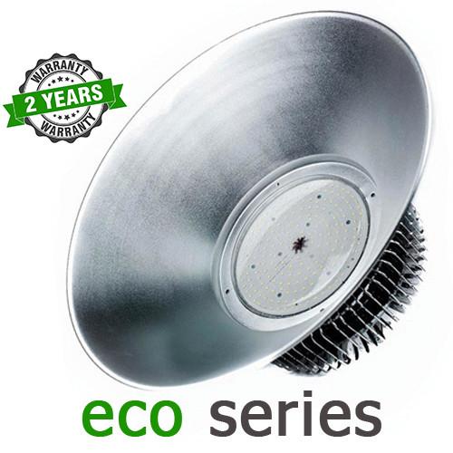Светильник промышленный для высоких потолков LED HIGH BAY 200W 6000-6500K COB серия ECO
