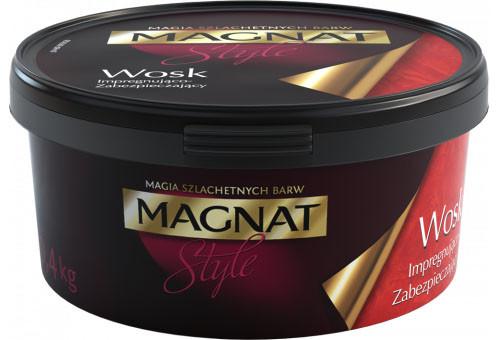 Защитный воск для декоративной штукатурки Sniezka Magnat  0.4 кг
