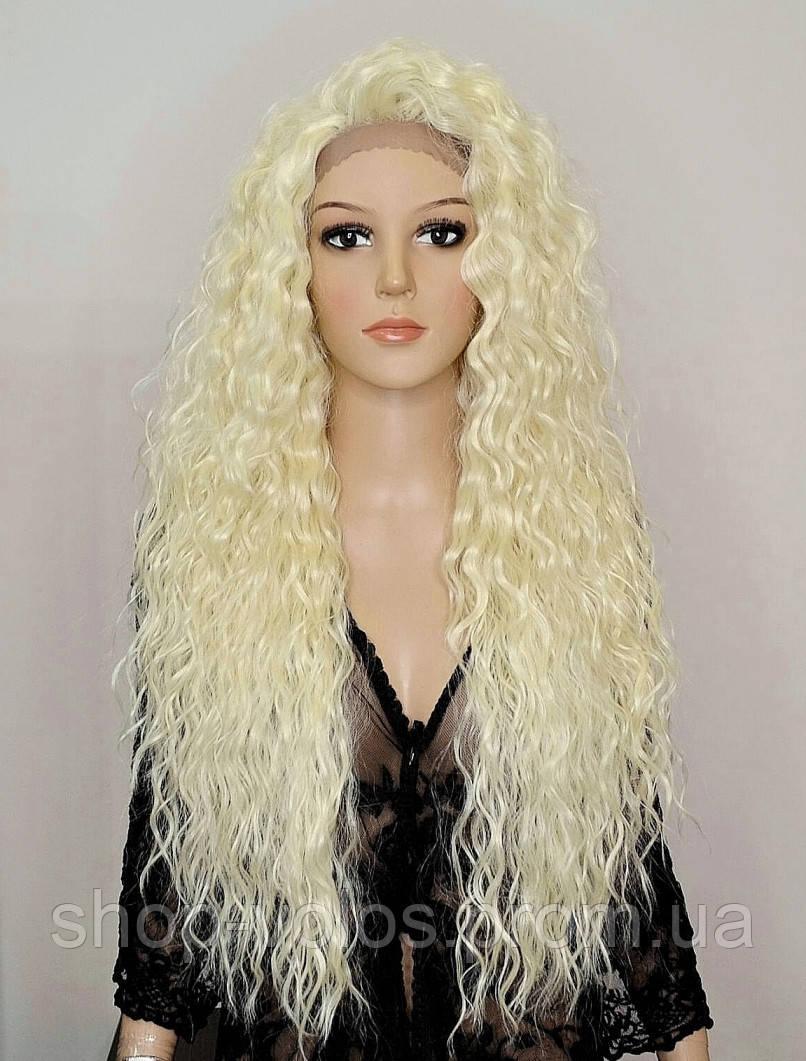 Парик на сетке Bess blond
