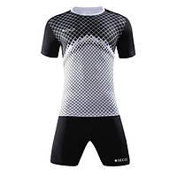 Форма футбольна SECO Geometry Set колір: чорний, білий