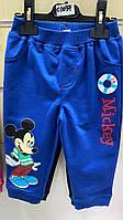 Спортивные штаны для мальчиков оптом, Disney, 6-23 мес.,  № 01037