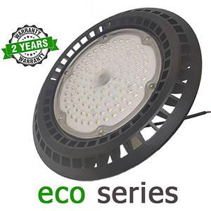 Светильник промышленный для высоких потолков LED HIGH BAY 100W 6000-6500K COB серия ECO