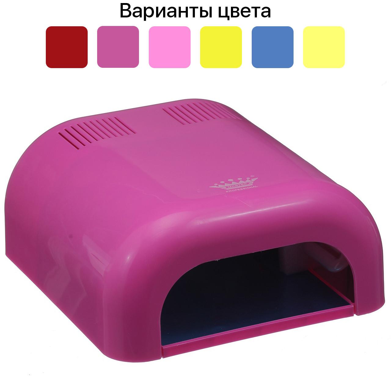 УФ лампа для сушіння нігтів для манікюру сушарка гель-лаку