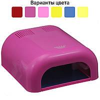 УФ лампа для сушки ногтей для маникюра (лампа для манікюру, сушіння нігтів)