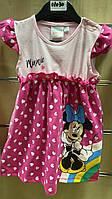 Платье на девочку оптом, Disney, 1/3-18-23 мес.,  № 01030