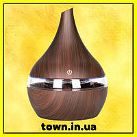Ультразвуковой увлажнитель воздуха-ночник Liam Mini Atomization Humidifier, фото 1