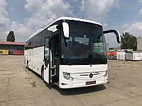 Лобове скло автобуса Mercedes Benz Tourismo з обігрівом