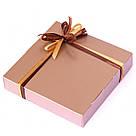 Шоколадные конфеты ручной роботы *Коробка металлик на 9шт.*, фото 4