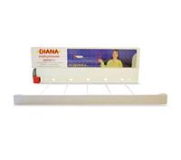 Автоматическая сушилка для белья Diana, настенная веревка