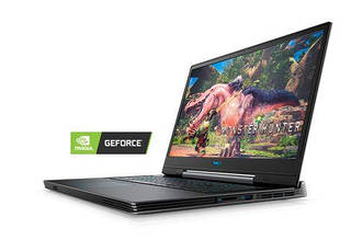 Ноутбук Dell G7 15 Gaming 15.6 FHD/Core i7-9750H/16 GB/256GB SSD+ 1Tb HDD/Nvidia GeForce 1660ti 6GB/ Win10