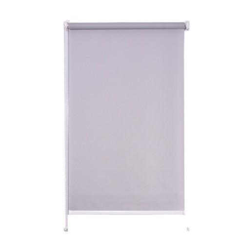 Рулонная штора De zon Practice Mini 38х150 см серая