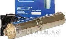 Насос Водолей БЦПЭ 0,32-63 У (1000 Вт, 50 л/мин, напор 90 м), фото 2