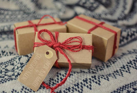 Продолжаем дарить новогодние подарки