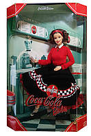 Коллекционная кукла Барби Кока-кола Barbie Coca-Cola Sweetheart 2000 Mattel 24637, фото 1