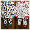 Пижамы детские байка