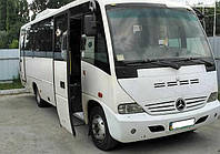 Лобове скло автобуса Mercedes Benz Medio 815 D