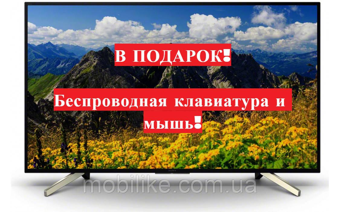"""Телевизор Sony 58"""" UltraHD 4K/Smart TV/WiFi/DVB-T2"""