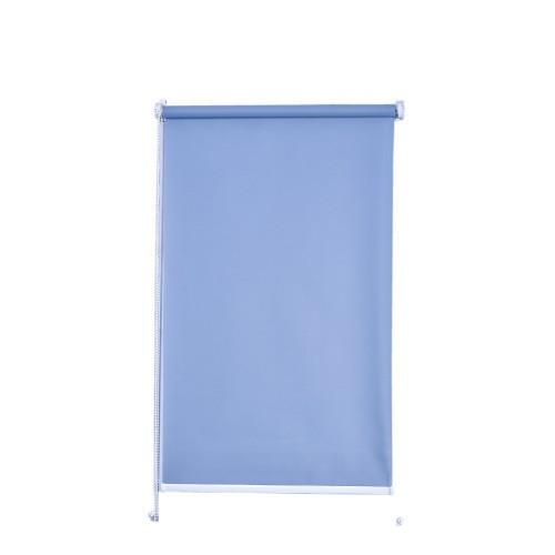Рулонная штора De zon Mollis Mini 65х150 см васильковая