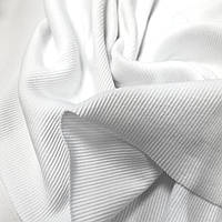 Трикотаж кашкорсе белый