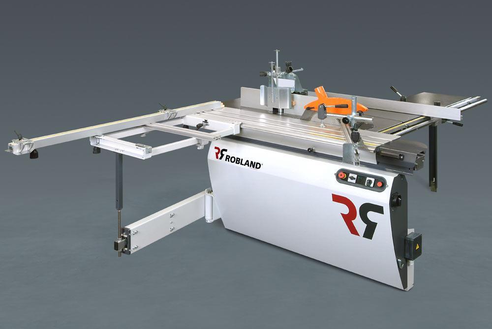 Комбинированный станок Robland NX-TZ Pro