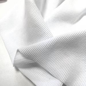 Трикотаж кашкорсе білий