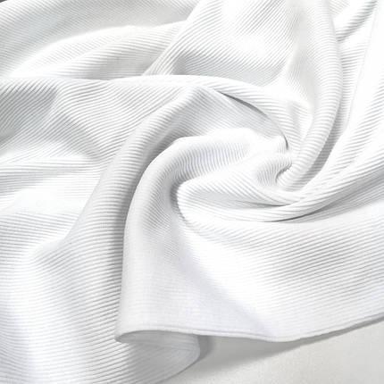 Трикотаж кашкорсе белый, фото 2
