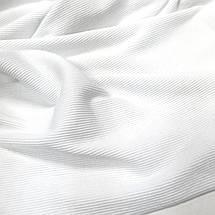 Трикотаж кашкорсе белый, фото 3