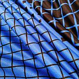Форма футбольная SECO Geometry Set цвет: черный, синий, фото 4