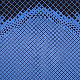 Форма футбольная SECO Geometry Set цвет: черный, синий, фото 5