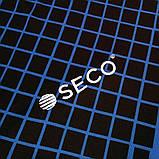 Форма футбольная SECO Geometry Set цвет: черный, синий, фото 7