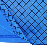Форма футбольная SECO Geometry Set цвет: черный, синий, фото 9