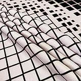 Форма футбольная SECO Geometry Set цвет: черный, белый, фото 10