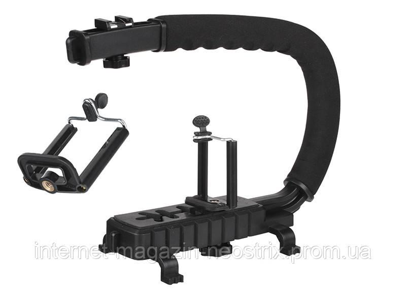 Стабилизатор для камеры BlackCam X-GRIP M-001