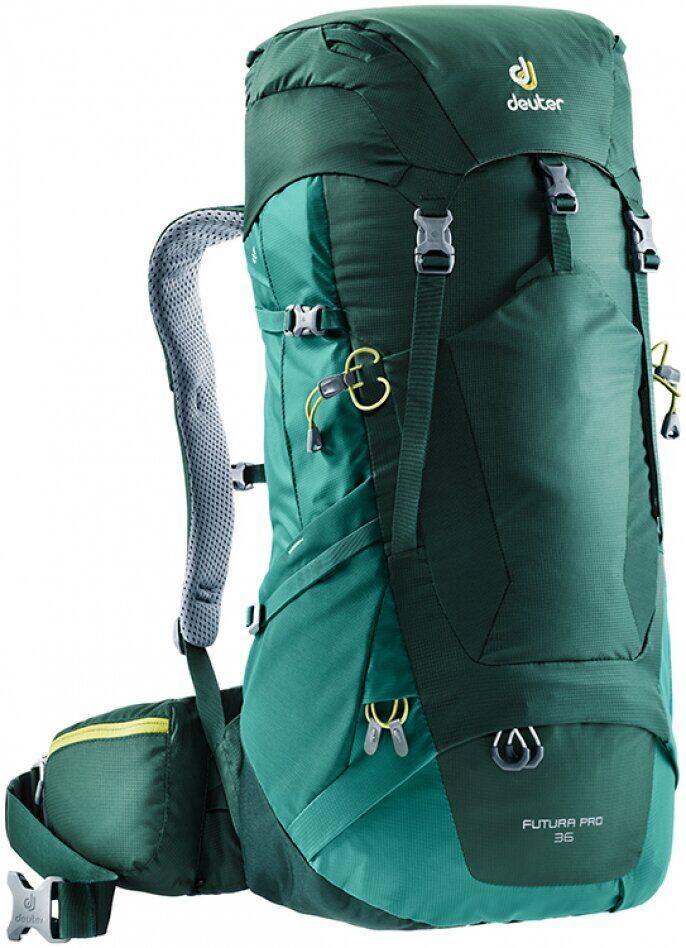 Рюкзак Deuter Futura Pro 36 forest-alpinegreen (3401118 2235)