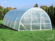 Теплиця під плівку A6 [18 m2] 6 x 3,0 x 1,9 m UV4