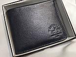 Брендовый кошелек из натуральной кожи в коробке (разные варианты), фото 9