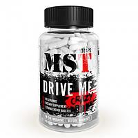 Предтренировочный комплекс MST Nutrition Drive Me Crazy 90 капсул