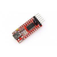 Конвертер USB-UART/USB-TTL FTDI FT232RL Arduino (10003)