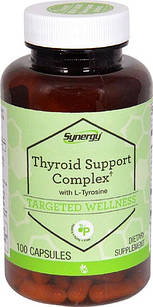 VitacostSynergy Thyroid Support Complex† with L-Tyrosine 100 капс