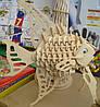 Сборные деревянные 3Д модели, 3Д пазлы