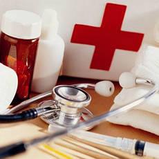 Медицинские товары, общее
