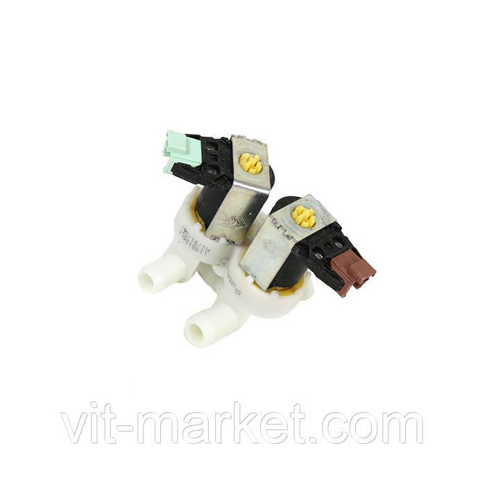 Клапан подачи воды 2/180 для стиральной машины AEG / Electrolux код 1325186110