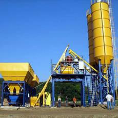 Стационарные и мобильные бетонные заводы