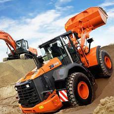 Машины и оборудование для земляных работ, общее