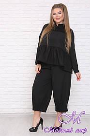Женские широкие брюки большого размера (р. 42-90) арт. Фокси